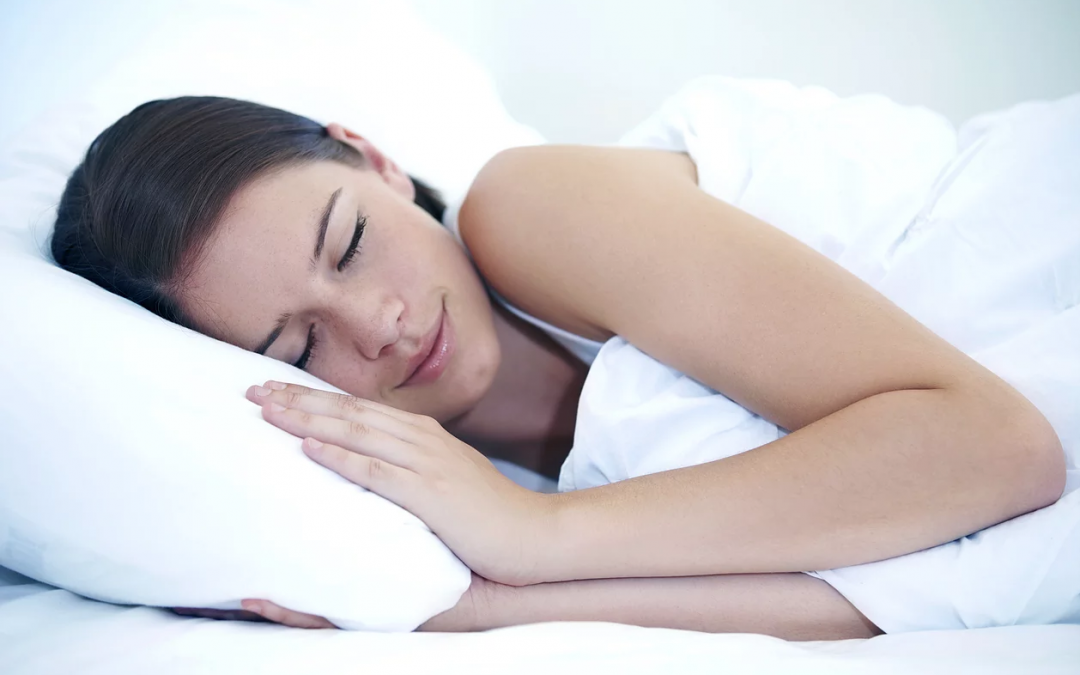 5 Ways to Help You Get Better Sleep (…and why it's so important!)
